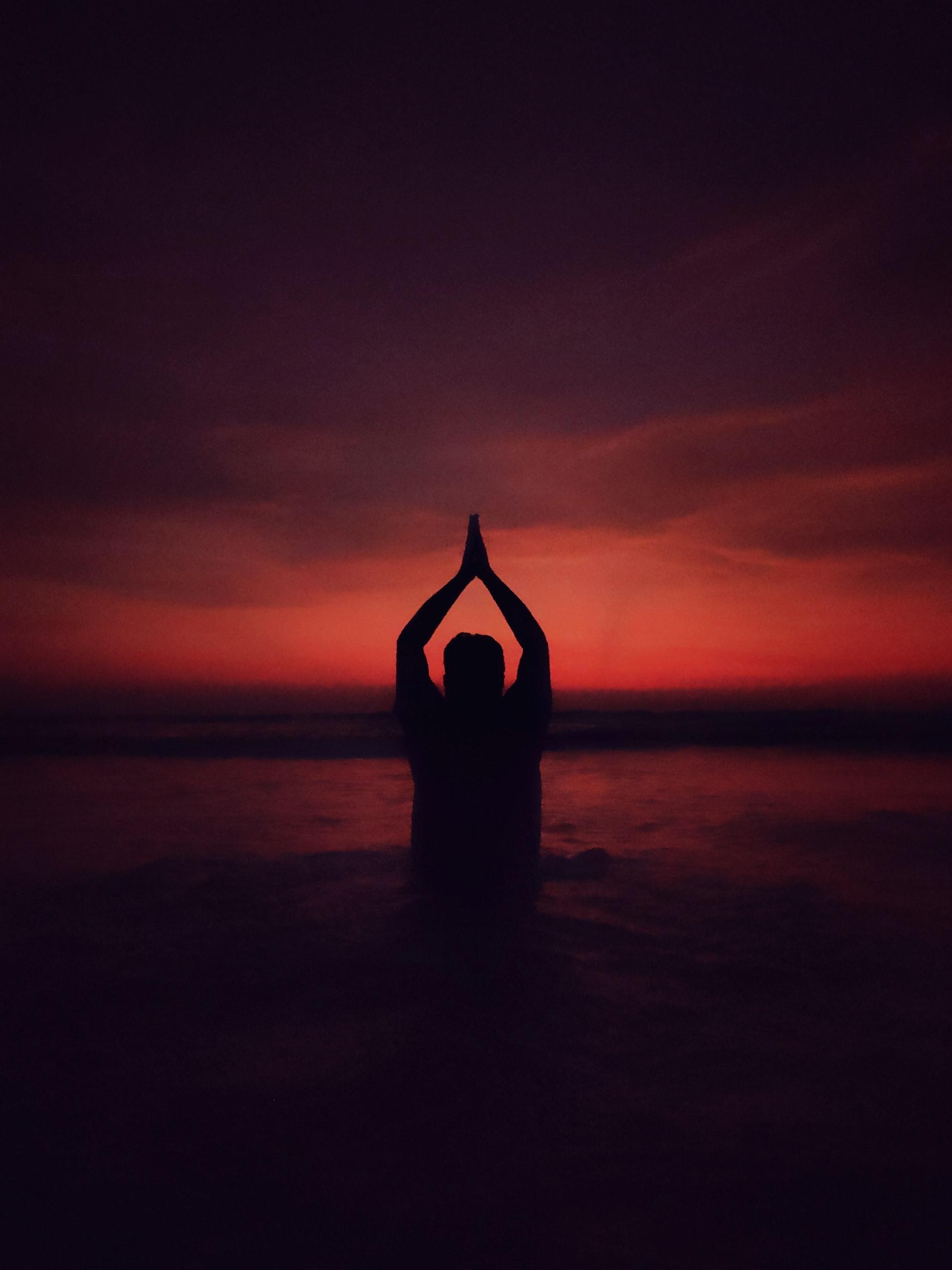 Faire du yoga pour combattre le stress 1